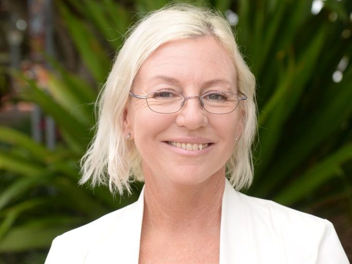 ELECTION TIME: Leanne Donaldson of the Labor Party is running for the State Government seat of Bundaberg. Photo: Mike Knott / NewsMail