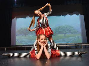 Twins to play Tweedledum and Tweedledee in school musical