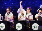 The Ipswich City Big Band celebrated their ten year anniversary on Wednesday night with a performance at Studio 188 which included a guest appearance from Ipswich Cr Andrew Antoniolli.