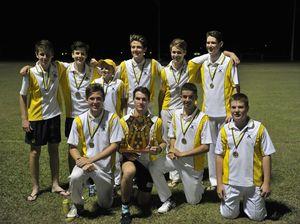 The Glen wins junior cricket grand final