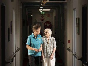 Volunteer Betty still going strong at 88