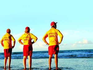 Lifeguards' message to parents: We're not babysitters