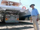 Video: Dream boat launched after five years of work