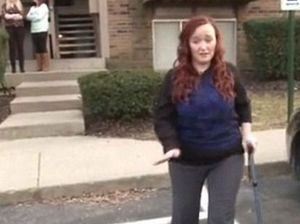 "Letter calls woman with prosthetic limb a ""cry baby one leg"""