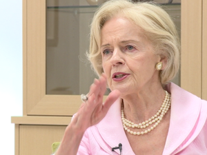 Quentin Bryce backs domestic violence budget pledge