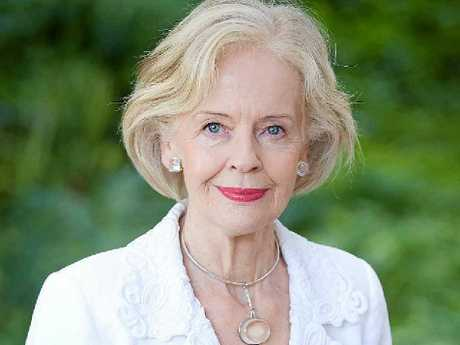 END THE VIOLENCE: Quentin Bryce, leader of the Special Taskforce on Domestic and Family Violence.