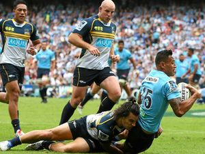 Brumbies can't cope with super Waratahs