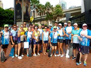 Decade of Coffs Coast Dragon Boat racing celebrated Saturday
