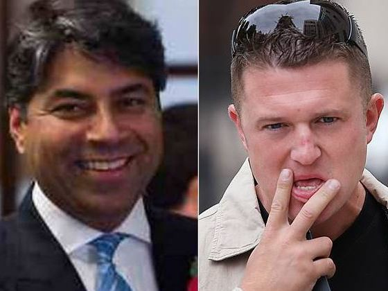 Afzal Amin planned to emerge as a community saviour by publicly stopping the protest, according to secretly taped conversations published by a Sunday newspaper.