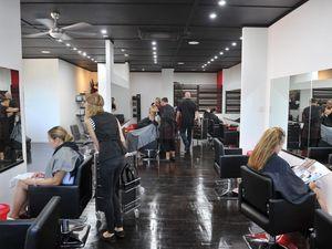 Garage Barber Shop opens