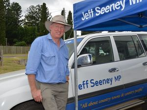 Moving on up: Seeney eyes federal seat