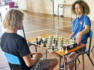 Future chess stars gather at Woodlawn for annual tournament
