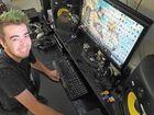 Maroochydore teen brings Daft Punk tunes to big screen