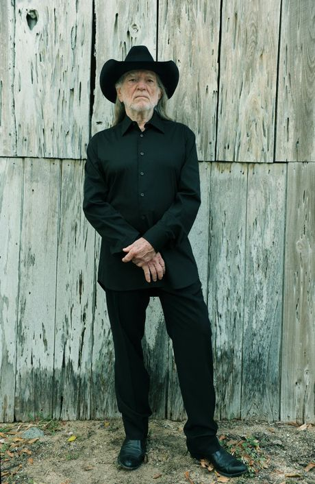 Musician Willie Nelson. Supplied by Sony Music.