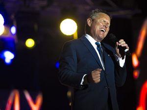 Burlinson takes on Sinatra