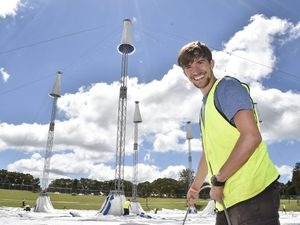 Easterfest 2015 takes shape