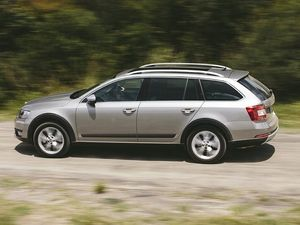 Skoda ups ante with $32,990 Octavia Scout wagon