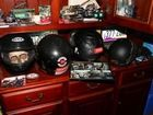 Hell's Angels paraphernalia found in one of the men's home. Source: Queensland Police Service