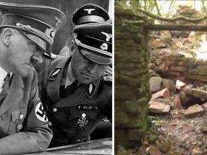 Secret Nazi bunker discovered in Argentinian jungle