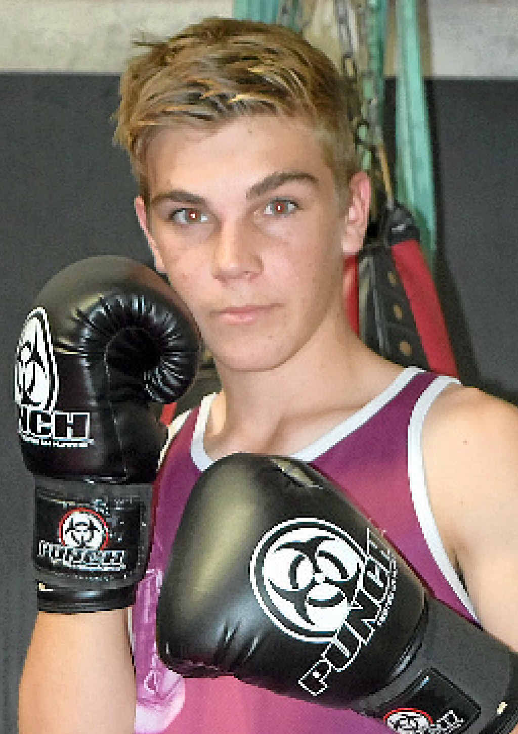 STATE DUTY: WMA boxer Jake Brown will contest the Boxing Australia Queensland Selection Trials this weekend.