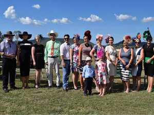 Fashions steal spotlight at Springsure Races