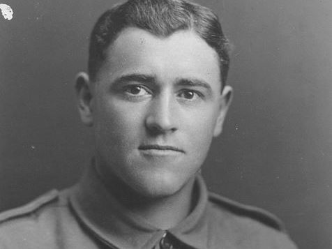 Sgt William Wade, Regtl No 1021 4th Australian Divisional Signal Company