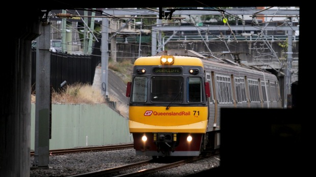 Are old drains to blame for flooding in Brisbane rail lines?