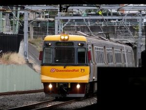 Brisbane rail flooding may be due to old drains