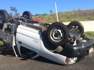 Toowoomba Range reopens after traffic crash
