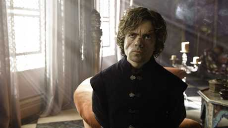 Peter Dinklage as the character Tyrion Lannister in a scene from the third season of TV series Game of Thrones. Supplied by Foxtel Movies media website.