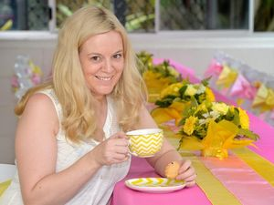 Cancer Council's Royal Tea event will be held today