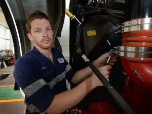 Rockhampton mechanic's on the road to national success