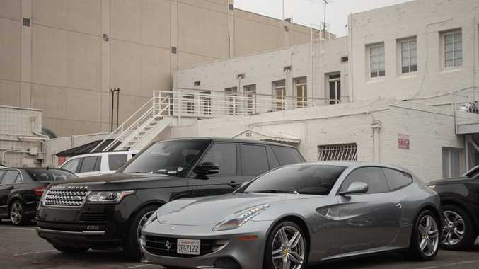 The Gorgeous 2012 Ferrari Ff Found In Beverly Hills Chronicle