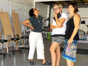 New art space gives creative types more room