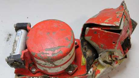 The black box from the Germanwings Airbus A320 that crashed in the French Alps killing all 150 souls on board.