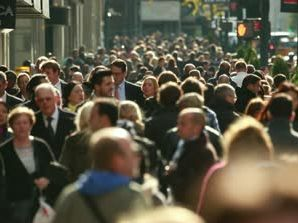 Australia is world leader in population growth