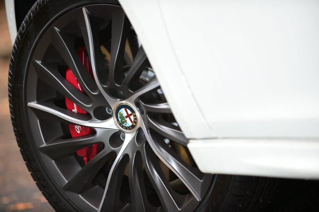 2015 Alfa Romeo Giulietta Distinctive with QV Line pack. Photo: Iain Curry / Sunshine Coast Daily
