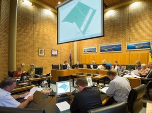 Mayor sweeps nine motions into one vote