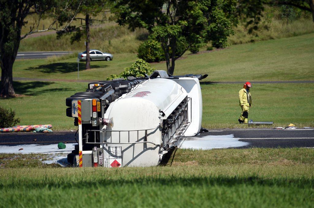 Man, 68 from Bardon killed in Kilcoy truck crash   Big Rigs