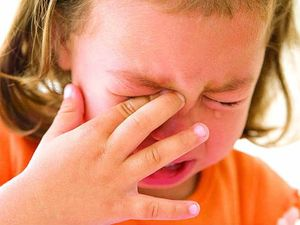 Parents share kids' tantrums on Instagram