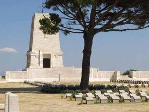 Milestone souvenir to mark anniversary of Gallipoli landings