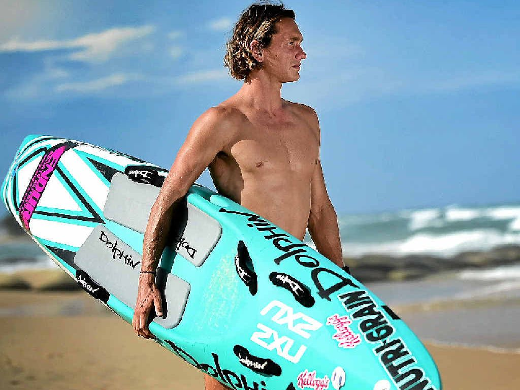 SURF CHAMPIONSHIPS: Mooloolaba's Ali Day will be one of the big names at Maroochydore this weekend.