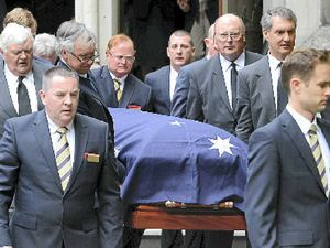 A man whose 'ideas will never die': Fraser farewelled