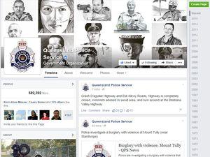 Facebook funnies: Queensland Police's top 10 hits