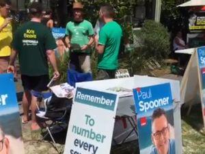 Labor hopeful at Suffolk