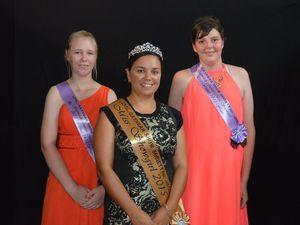 Miss Showgirls shine in Gayndah