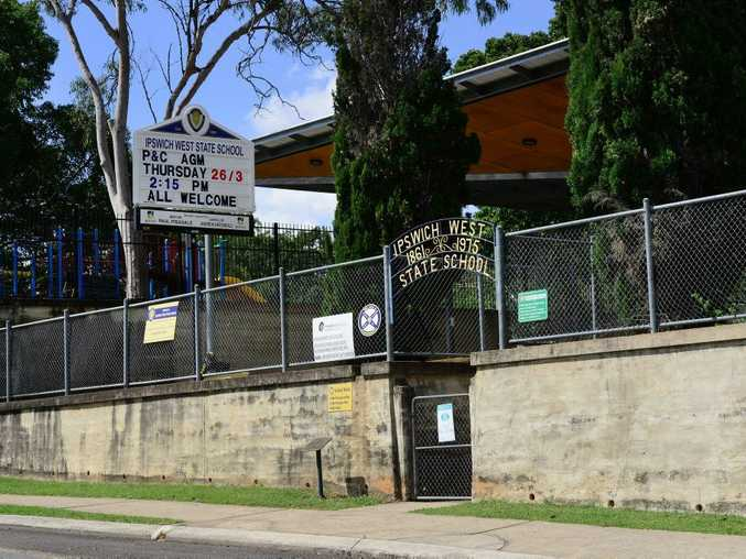 MOTHERS UPSET: A grandmother charged with the attempted murder of her two has moved to a unit within meters of Ipswich West State School.