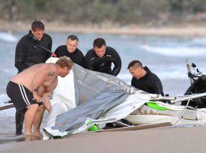 Pilot fights for life: Noosa ultralight crash disaster