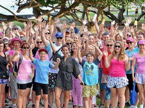 Pyjama foundation invades Golden Beach for charity