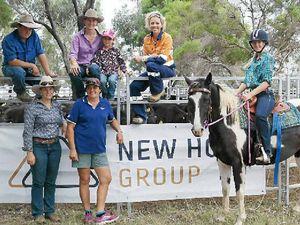 New yards boost Oakey pony club